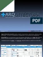 +arquitectura en Arquia Próxima