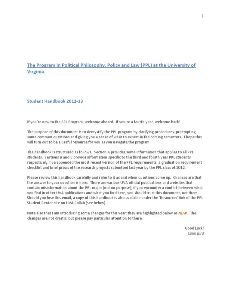 PPL Handbook   John Rawls   Torture