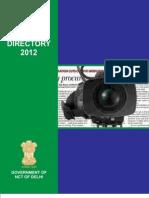 Delhi Media Directory 2012