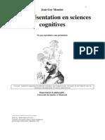 Meunier 2001 Representation en Sciences Cognitives