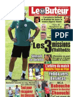 LE BUTEUR PDF du 29/01/2013