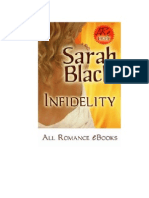 sarah black infidelity
