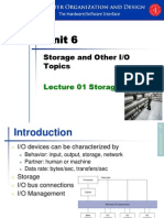 Unit 6 - Storage and Bus