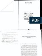 Jose Carlos Reis Sobre o Historicismo