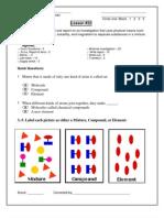 Chem - 22 - Separating Mixtures