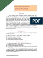 Cauzometria Conform Golovaha & Kronik