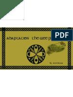 Adaptation Pitch Presentation
