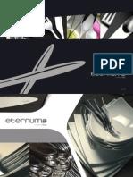 FEI Eternum Flatware Catalogue 2013