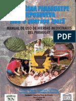Manual de Hierbas Medicinales Del Paraguay