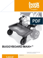 Buggy Board Maxi+ Owner Manual Dutch