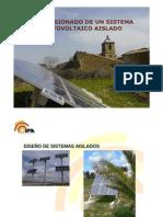 7_ Dimensionamiento de Un Sistema PV Aislado en Ecuador (Daniel Fraile)