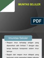 IMUNITAS SELULER