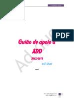Adduo - Guiao_add_+Indices; 2012.Dez.07