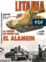 [Histoire & Collections] - [Armes Militaria HS 011] - La Guerre Du Desert (3)_El Alamein