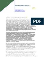 AMBIENTE-UM DIREITO, MAS TAMBÉN UM DEVER(Tiago Antunes,2003).docx