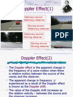 doppler effect | Doppler Effect | Radar