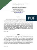 Rancang BAngun Aplikasi Manajemen Dokumen ISO 9001 With IWA 2 Pens ITS