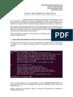 SSH IPv6
