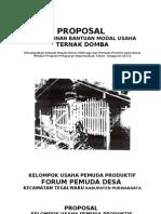 ISI PROPOSAL TERNAK DOMBA.doc