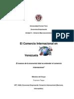 Planificación de proyecto de Economia Empresarial de Francisco Teppa