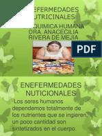 ENEFERMEDADES NUTRICINALES
