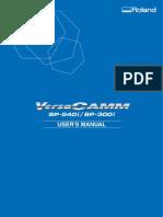 VersaCamm SP-540