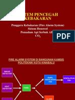 Sistem Pencegah Kebakaran