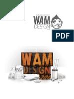 Portafolio Wamdesign - Muy Baja