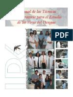 Manual-De-tecnicas de Laboratorio Para El Estudio de Los Virus Del Dengue