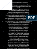 Quiero Compartirte Un Secreto_Poema