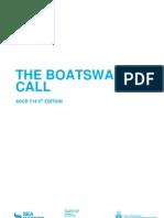 Boatswains Call Handbook