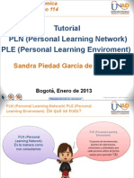 Tutorial  PLN (Personal Learning Network) PLE (Personal Learning Enviroment)  .pdf
