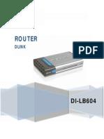 Manual DI LB604