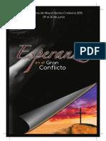 Esperanza en El Gran Conflicto - Heraldo Vander