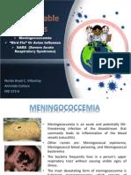 meningococcemia