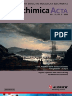 Organic Chemistry Enabling Molecular Electronics - Aldrichimica Acta Vol. 39 No. 2
