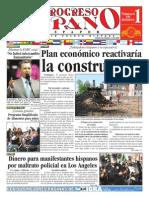Progreso Periodico Febrero 09-11