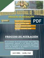 PROCESO DE NITRACIÓN