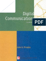 Digital Communication Book, Proakis and Salehi, Engineering ebook