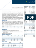 Market Outlook, 29th January 2013