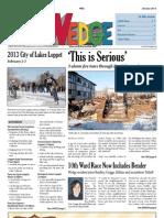 Wedge Neighborhood News January 2013