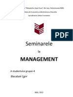 Seminare  Management