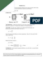 Heat and Mass Transfer Incropera 1-9
