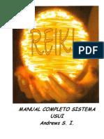 Manual Reiki Castellano Andres Josep