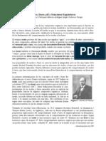 Acidos, Bases, pH y Soluciones Reguladoras