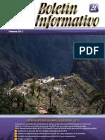 Los Mayores de Telefónica Tenerife y sus actividades durante el año 2012