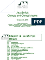 Js Objects