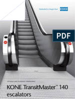Kone Escalators