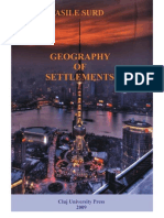 Geography of Settlements