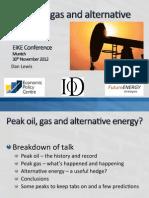 Lewis Peak Oil and Gas